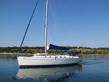 Cyclades 50.5 (CBM Realtime) - Split - Charter Boote Kroatien