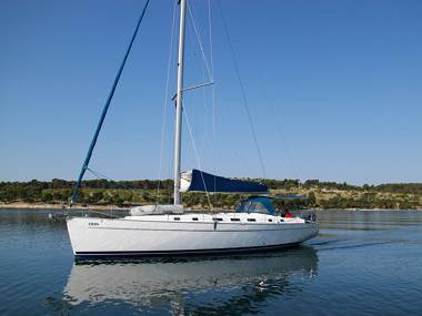 Cyclades 50.5 (CBM Realtime) - Split - Charter ships Croatia