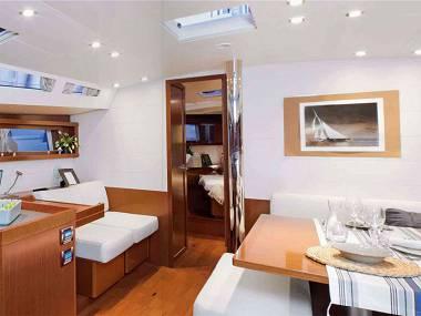 Oceanis 48 (CBM Realtime) - Trogir - Charter plavidlá Chorvátsko