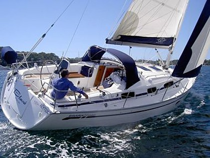 Bavaria 34 (code:PLA 241) - Kastel Gomilica - Charter plovila Hrvaška