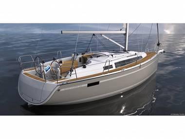 Bavaria Cruiser 34 (CBM Realtime) - Punat - Charter hajókHorvátország