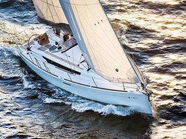 Sun Odyssey 389 (CBM Realtime) - Šibenik - Charter plovila Hrvatska