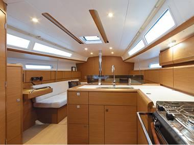 Sun Odyssey 389 (CBM Realtime) - Šibenik - Charter plavidlá Chorvátsko