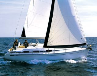 Bavaria 30 (code:PLA 244) - Kastel Gomilica - Charter plovila Hrvaška