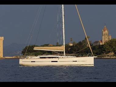 Dufour 460 Grand Large (CBM Realtime) - Biograd - Charter ships Croatia