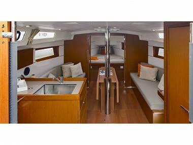 Oceanis 35.1 (CBM Realtime) - Biograd - Charter ships Croatia