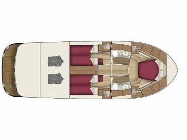 Adriana 44 (CBM Realtime) - Biograd - Charter ships Croatia