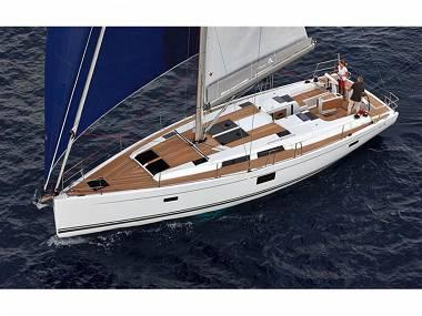 Hanse 455 (CBM Realtime) - Kastel Gomilica - Charter plovila Hrvaška