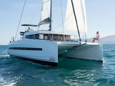 Bali 4.5 (CBM Realtime) - Kastel Gomilica - Czarter statki Chorwacja
