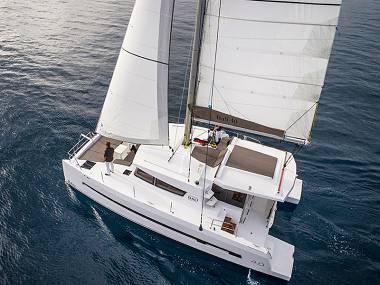 Bali 4.0 (CBM Realtime) - Kastel Gomilica - Charter plovila Hrvaška