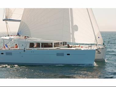 Lagoon 450 (CBM Realtime) - Kastel Gomilica - Charter boten Kroatië