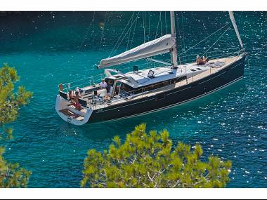 Sense 55 (CBM Realtime) - Kastel Gomilica - Charter plovila Hrvaška