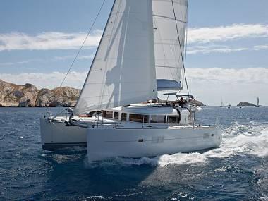 Lagoon 400 S2 (CBM Realtime) - Seget Donji - Charter navi Croazia