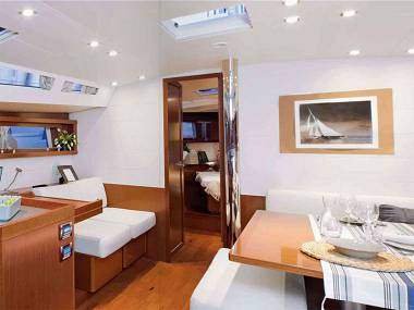 Oceanis 48 (CBM Realtime) - Kastel Gomilica - Charter ships Croatia