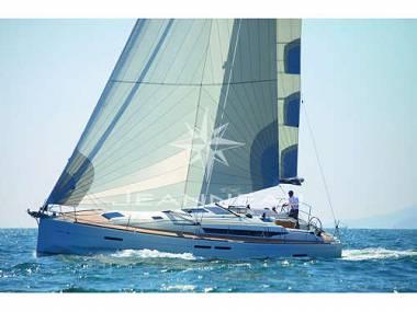 Sun Odyssey 449 (CBM Realtime) - Seget Donji - Charter Boote Kroatien