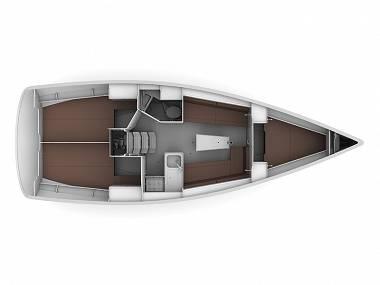 Bavaria Cruiser 34 (CBM Realtime) - Split - Charter embarcation Croatie
