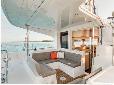 Lagoon 39 (CBM Realtime) - Šibenik - Charter plavidlá Chorvátsko