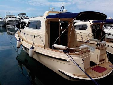 Damor 980 Fjera (CBM Realtime) - Trget - Charter Boote Kroatien