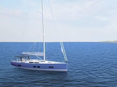 Hanse 588 (CBM Realtime) - Kastel Gomilica - Charter Boote Kroatien
