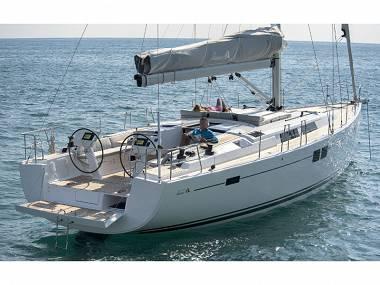 Hanse 505 (CBM Realtime) - Kastel Gomilica - Charter navi Croazia
