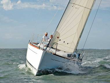 Dufour 335 GL (CBM Realtime) - Primosten - Charter ships Croatia