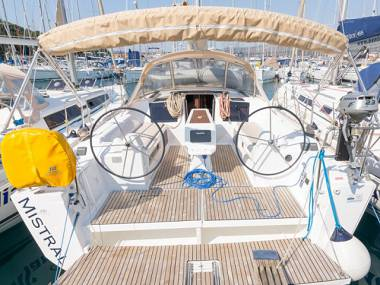 Dufour 410 Grand Large (CBM Realtime) - Primosten - Charter Boote Kroatien
