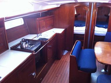 Oceanis 473 (CBM Realtime) - Sukošan - Charter plovila Hrvaška