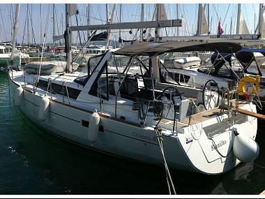Oceanis 41 (CBM Realtime) - Sukosan - Charter embarcation Croatie