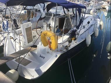 Oceanis 343 (CBM Realtime) - Sukosan - Charter embarcation Croatie