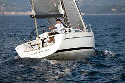Elan 380 (code:PLA 251) - Sukošan - Charter plovila Hrvatska