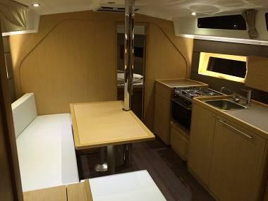 Oceanis 38 (CBM Realtime) - Sukosan - Charter hajókHorvátország