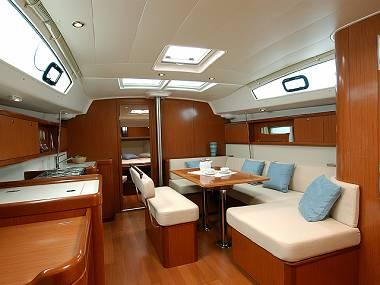 Oceanis 43 (CBM Realtime) - Sukosan - Charter Boote Kroatien