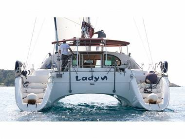 Privilege 435 (CBM Realtime) - Rogoznica - Charter ships Croatia