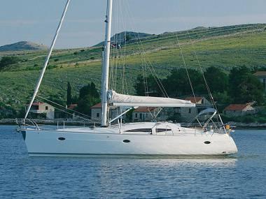 Elan 434 Impression (CBM Realtime) - Trogir - Charter Boote Kroatien