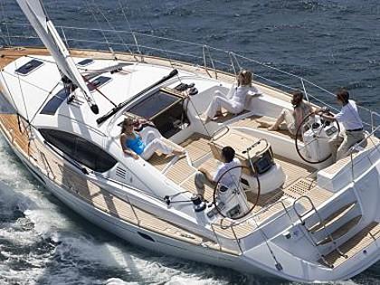 Jeanneau SO 45 DS (code:PLA 256) - Kastel Gomilica - Charter navi Croazia