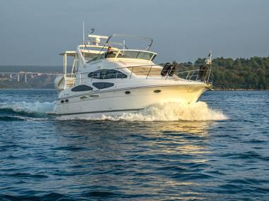 Motoryacht (CBM Realtime) - Skradin - Charter navi Croazia