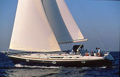 Jeanneau SO 45,2 (code:PLA 257) - Kastel Gomilica - Charter hajókHorvátország