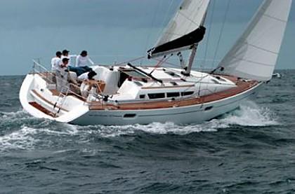 Jeanneau SO 42i (code:PLA 258) - Kastel Gomilica - Charter ships Croatia