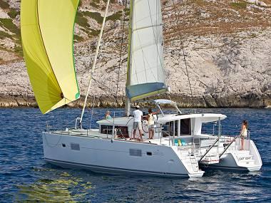 Lagoon 400 S2 (CBM Realtime) - Split - Charter boten Kroatië