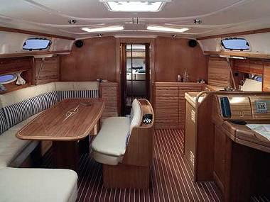 Bavaria 50 Cruiser (CBM Realtime) - Kastel Gomilica - Charter plovila Hrvaška