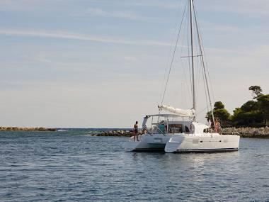 Lagoon 380 (CBM Realtime) - Dubrovnik - Charter ships Croatia