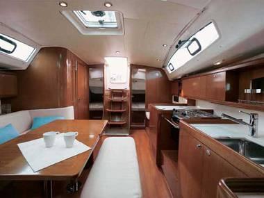 Oceanis 40 (CBM Realtime) - Sibenik - Charter boten Kroatië