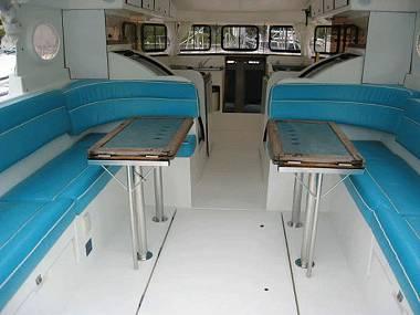 Dufour Atoll 6 (CBM Realtime) - Split - Charter hajókHorvátország