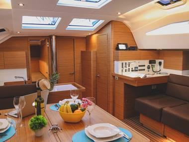 Elan 50 Impression (CBM Realtime) - Split - Charter Boote Kroatien