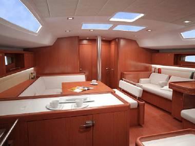 Oceanis 54 (CBM Realtime) - Primosten - Charter Boote Kroatien