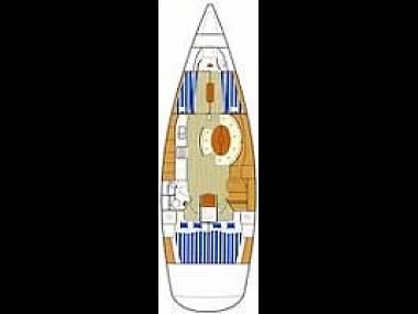 First 47.7 (CBM Realtime) - Primosten - Charter Boote Kroatien