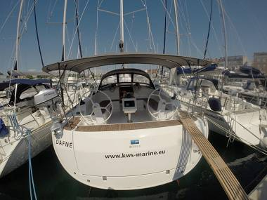 Bavaria Cruiser 46 (CBM Realtime) - Zadar - Charter plovila Hrvaška