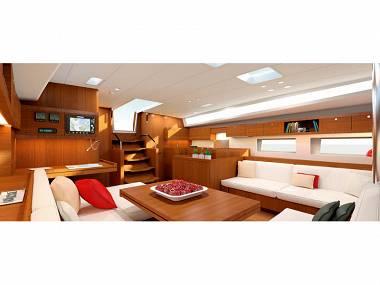 Oceanis 55 (CBM Realtime) - Seget Donji - Charter navi Croazia