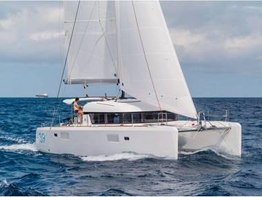 Lagoon 39 (CBM Realtime) - Seget Donji - Charter navi Croazia