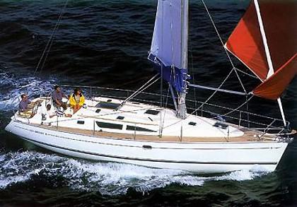 Jeanneau SO 40,3 (code:PLA 261) - Kastel Gomilica - Charter ships Croatia